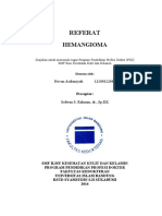 COVER CSS hemangioma.doc