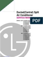Service Manual Aire Central Lg. Ln-c0602sa0