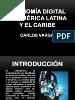 Economía Digital en América Latina y El Caribe