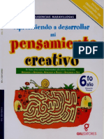 EJERCICIOS PARA PRIMARIA, SEXTO GRADO