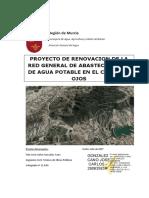 00-Proyecto de Renovacion de La Red General de Abastecimiento de Agua Potable en El Campo de Ojos-13!09!2017