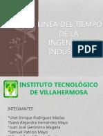 Line Adel Tiempo de Laing Industrial