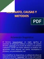 2CAUSAS Y METODOS DE ASESINATO.ppt