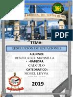Caratula Renzo 2019