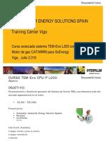 Ces Spain Training Center_tem Avanzado l200-Conceptos Soenergy_julio-16