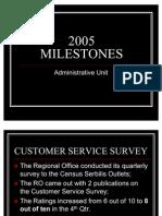2005 MILESTONES NSO R02 - admin