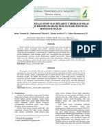 Jurnal Praktikum Mikrobiologi Materi Isolasi Enzim Teknik Kimia Undip