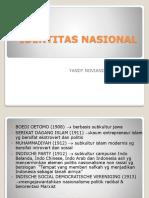YANDI NOVIANDRI - IDENTITAS NASIONAL_2.ppt