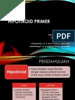 HIPOTIROID PRIMER_tri Haryati Paramita