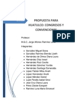 Ordinario Grupos y Convenciones