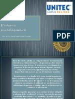 El Informe Psicodiagnóstico