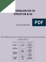 (2) PENGENALAN ICD-10 STRUKTUR & ISI.pptx