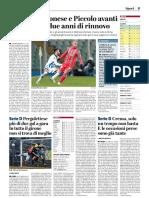 La Provincia Di Cremona 12-02-2019 - Serie B