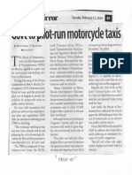 Business Mirror, Feb. 12, 2019, Govt pilot-run motorcycle taxis.pdf