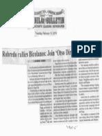 Manila Bulletin, Feb. 12, 2019, Robredo rallies Bicolanos join otso diretso rally.pdf