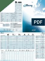 Ganz GenSTAR Brochure IP en 2016
