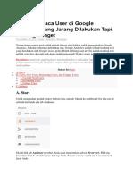 Army Alghifari - Cara Membaca User Di Google Analytics Yang Jarang Dilakukan Tapi Penting Banget