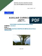 Constructiilor Metalice Xi