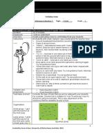 cricket- tutorial w1
