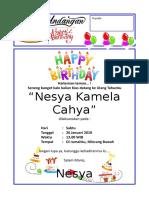 Undangan Ulang Tahun(1)