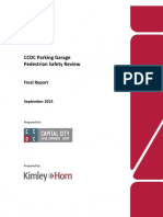 Document J2 CCDC Garage Pedestrian Safety Report
