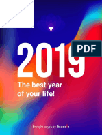 2019 - The Best Year - By Readdle