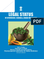 LEGAL AND REGULATORY STATUS OF AYURVEDA.pdf