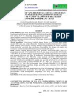 Gds 138 Slide Stimulasi-Deteksi Dan Intervensi Dini Tumbuh Kembang Balita