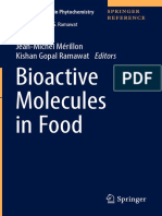 Bioactive Molecules in Food