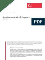 Accordo commerciale UE-Singapore