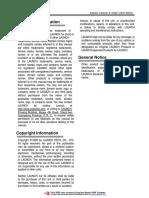Manual de Maq. Limpiadora de Inyec. Español