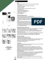 Fdb 1490183497 Manual File Produse Pentru El Aparate de Ras Trimmer t810e