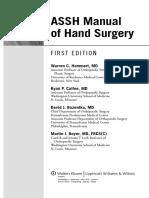 ASSH Manual of Hand Surgery.pdf