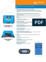 Datasheet SmartSolar Charge Controller MPPT 150 45 Up to 150 100 ES