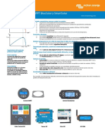 Datasheet BlueSolar and SmartSolar Charge Controller Overview ES