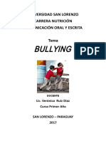 Trabajo Bullying Final2