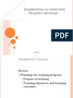 Implementing an effective training programs..pdf.ppt
