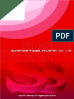 VRLA Battery Catalog