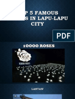 Top 5 Famous Places in Lapu-lapu City - Group 5 r&w