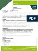 Position Description - Trainee Civil Engineer5