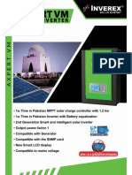 Inverex 1.2 KW-MPPT UPS