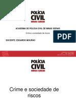 Crime e Sociedade de Riscos