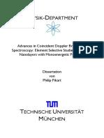 Advances in Coincident Doppler Broadening Spectroscopy