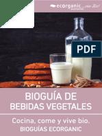 Bioguía de Bebidas Vegetales