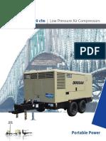 Air Compressors 750 1600 Low Pressure