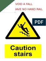 Avoid a Fall