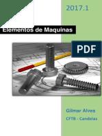 Apostila de Elementos de Maquinas - 2017.1