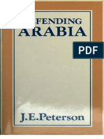 Defending Arabia J E Peterson