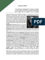Fisica, Divisiones, Magnitudes y Prefijos