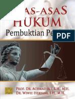 Asas Hukum Pembuktian Perdata-1